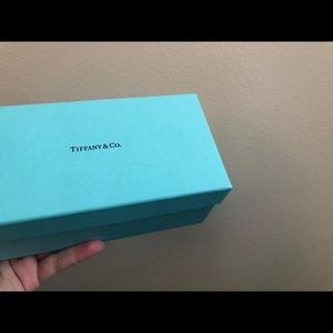 TIFFANY & CO SUNGLASSES BRAND NEW WORN ONCE